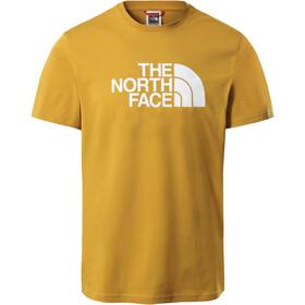 The North Face Easy Maglietta a maniche corte Uomo, giallo